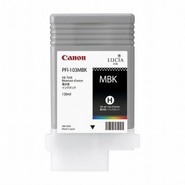 Originale Canon 2211B001AA Serbatoio inchiostro PFI-103MBK nero opaco