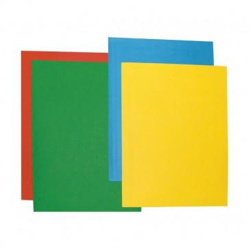 Cartelline Color semplici Brefiocart 35x25 cm azzurro 0205510.AZ (conf.50)