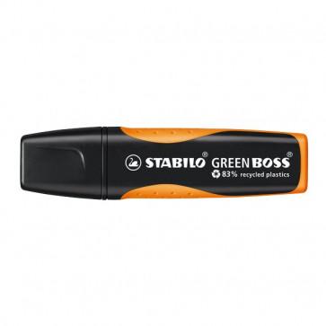 Evidenziatore Stabilo Green Boss arancio 2-5 mm 6070/54