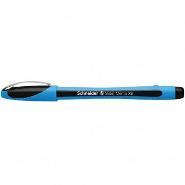 Penna a sfera Memo Schneider nero P150201