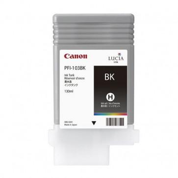 Originale Canon 2212B001AA Serbatoio inchiostro PFI-103 BK nero