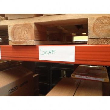 Etichette magnetiche scrivibili e cancellabili Markin 10x3 cm Y233SC10030 (conf.20)