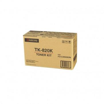 Originale Kyocera-Mita 1T02HP0EU0 Toner TK-820K nero