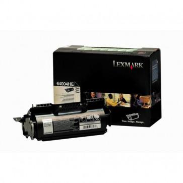 Originale Lexmark 64004HE Toner alta resa return program nero