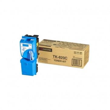 Originale Kyocera-Mita 1T02HPCEU0 Toner TK-820C ciano