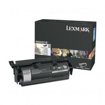 Originale Lexmark X654X31E Toner