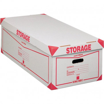 Contenitore Storage King Mec 41x27x78 cm 00160400 (conf.8)