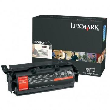 Originale Lexmark T650H21E Toner A.R. nero