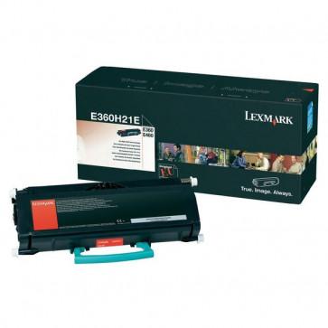 Originale Lexmark E360H80G Toner A.R. nero