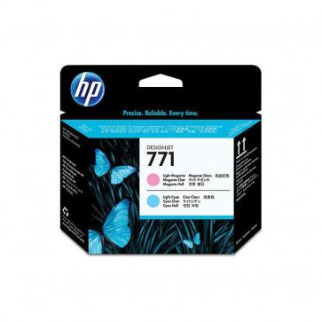 Originale HP CE019A Testina di stampa 771 magenta chiaro +ciano chiaro