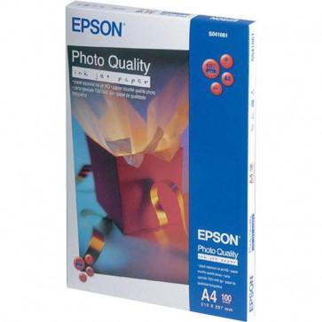 Carta speciali Epson Carta speciale semilucida 102 g A4 inkjet C13S041061 (conf.100)