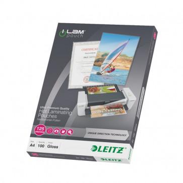 iLAM Pouches UDT 125/125 micron 21.6x30.3cm A4 74810000 (conf.100)