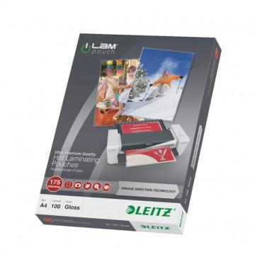 iLAM Pouches UDT 175/175 micron 21.6x30.3 cm A4 74830000 (conf.100)