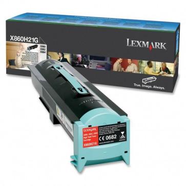 Originale Lexmark X860H21G Toner A.R. nero