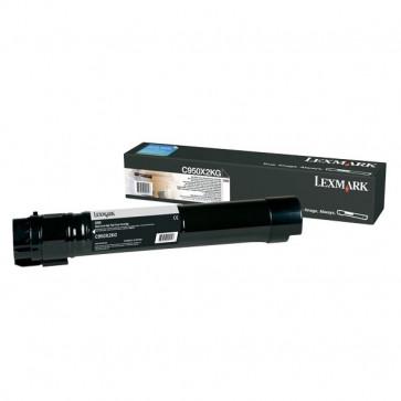 Originale Lexmark C950X2KG Toner altissima resa C950 nero