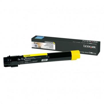 Originale Lexmark C950X2YG Toner altissima resa C950 giallo