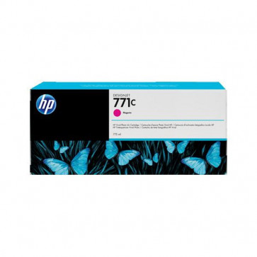 Originale HP B6Y09A Cartuccia inkjet 771C ml 775 magenta
