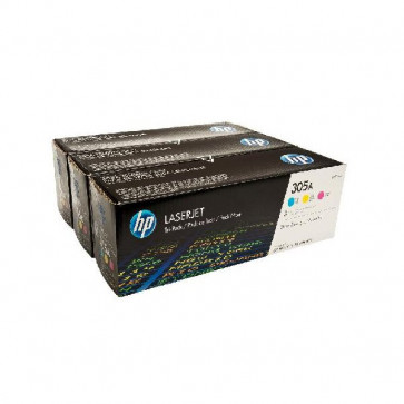 conf.3 HP toner Tricolore CF370AM