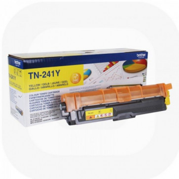 Originale Brother TN-241Y Toner giallo