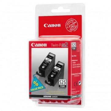 Originale Canon 4529B010 Conf. 2 serbatoi inchiostro Chromalife 100 PGI-525PGBK nero