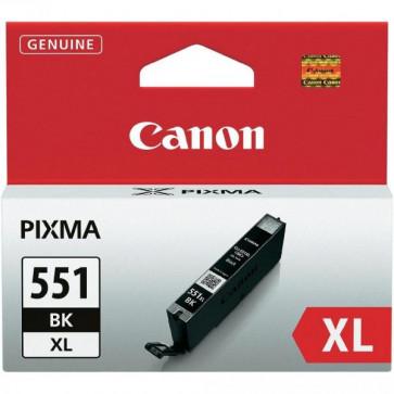 Originale Canon 6443B001 Serbatoio A.R. Chromalife 100+ CLI-551XL BK nero