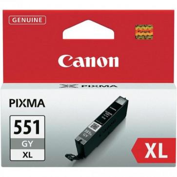 Originale Canon 6447B001 Serbatoio A.R. Chromalife 100+ CLI-551XL GY grigio