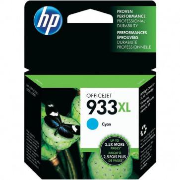 Originale HP CN054AE Cartuccia inkjet alta capacità 933XL ciano