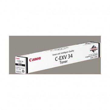 Originale Canon 3782B002AA Toner C-EXV34 nero