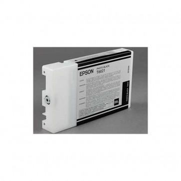 Originale Epson C13T602100 Cartuccia inkjet ink pigmentato T6021 nero foto