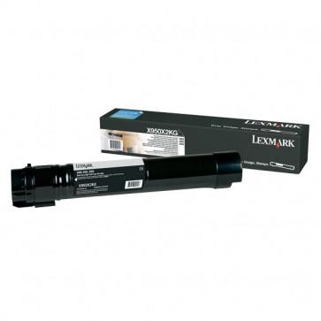 Originale Lexmark X950X2KG Toner altissima resa X950/2/4