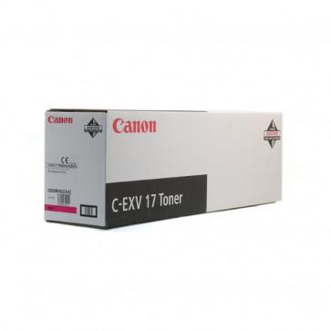 Originale Canon 0260B002AA Toner C-EXV17M magenta