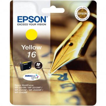 Originale Epson C13T16244010 Cartuccia inkjet SERIE 16 giallo