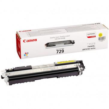 Originale Canon 4367B002 Toner 729 Y giallo