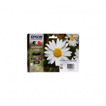 Originale Epson C13T18164010 Conf. 4 cartucce inkjet A.R. SERIE 18XL n+c+m+g