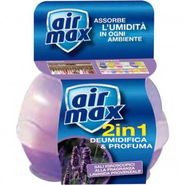 Mangiaumidità deodorante 2 in 1 Air Max Standard 40 g lavanda D0121