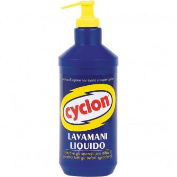 Liquido lavamani Cyclon limone 500 ml M76057 (conf.12)