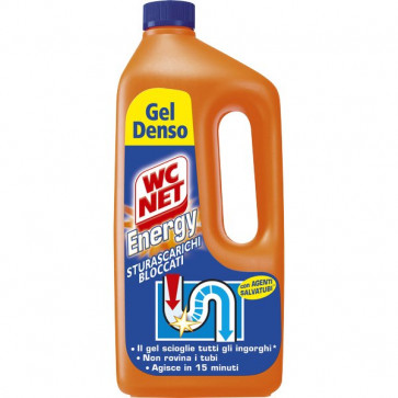Wc Net Energy Gel stura scarichi 1 l M77948