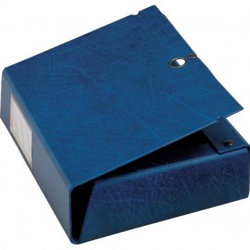 Cartelle portaprogetti Scatto Sei Rota Dorso 6 25x35 cm blu 67900607
