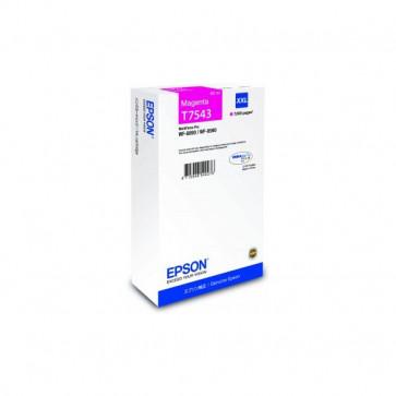 Originale Epson C13T754340 Cartuccia inkjet resa ultra alta T7543XXL  magenta