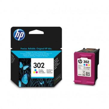 Originale HP F6U65AE Cartuccia inkjet 302  3 colori