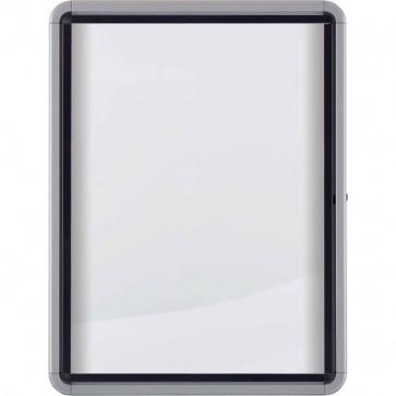 Bacheca per esterni Nobo 6xA4 75x4,5x69 cm orizzontale 1902578