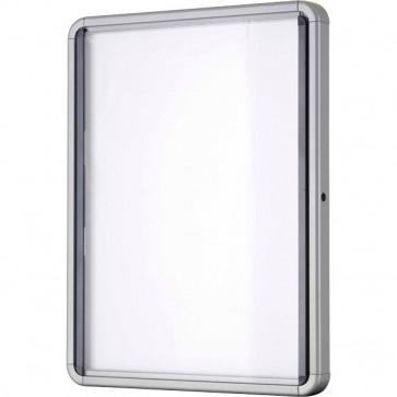 Bacheca per interni Nobo a finestra 9xA4 75x3,7x100 cm verticale 1902560