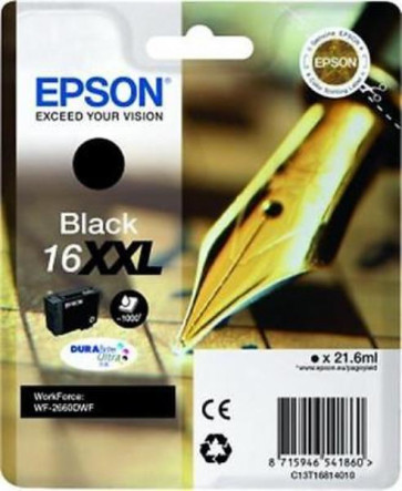Originale Epson C13T16814010 Cartuccia inkjet blister RS DURABrite Ultra Ink 16 XXL