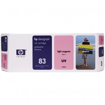 Originale HP C4945A Cartuccia inkjet UV 83 magenta chiaro