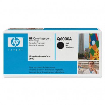 Originale HP Q6000A Toner nero