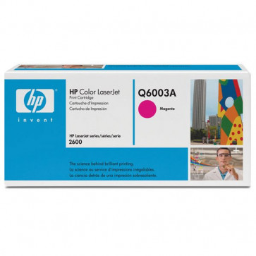 Originale HP Q6003A Toner magenta