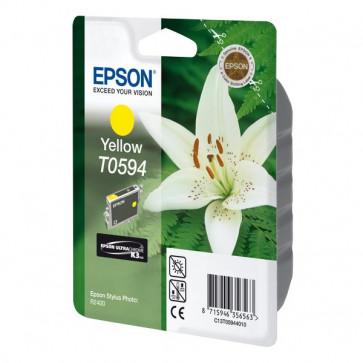 Originale Epson C13T05944010 Cartuccia inkjet ink pigmentato blister RS ULTRACHROME K6 giallo