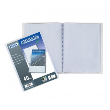 Portalistini personalizzabili Sviluppo Favorit 22x30 cm 100 buste 05208001
