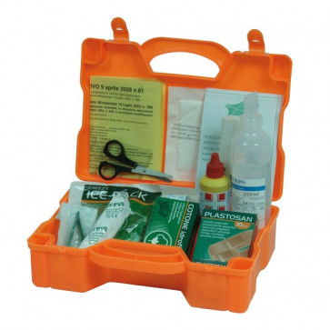 Valigetta Pronto Soccorso 2 persone Pharma Shield 10011 CPS513