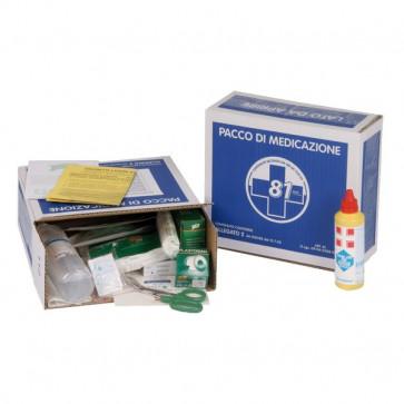 Kit reintegro Pronto Soccorso 2 persone Pharma Shield 10020 PDM090